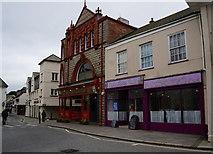 SW8244 : Three Rivers Café on Quay Street, Truro by Ian S
