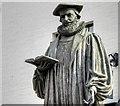 SU9949 : George Abbot, Archbishop of Canterbury by David Dixon