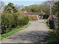 TQ0752 : Footpath from Daws Dene by Alan Hunt
