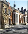 TQ3181 : Old Hall, Lincoln's Inn by Julian Osley
