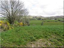 H4483 : Ballykeel Townland by Kenneth  Allen