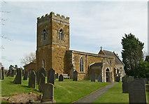 SK6826 : Church of St Luke, Upper Broughton by Alan Murray-Rust