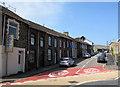 ST0693 : Up Cribbinddu Street, Ynysybwl by Jaggery