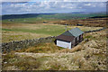 SD9641 : Shooting huts at High End Lowe by Bill Boaden