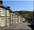 ST0694 : Down High Street Ynysybwl by Jaggery