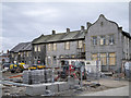 J5182 : College Green redevelopment, Bangor by Rossographer