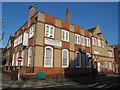 TQ3278 : Villa Street medical centre, Walworth by Stephen Craven