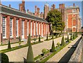 TQ1568 : Hampton Court Palace Orangery and Terrace by David Dixon