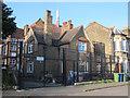 TQ3377 : Old school house, Loncroft Road, Peckham by Stephen Craven