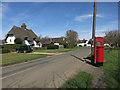 TL5428 : Crows Street, Henham by Hugh Venables