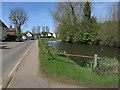 TL5428 : Pond, Henham by Hugh Venables