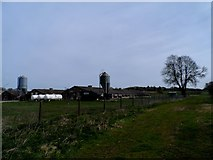 TM1469 : Castle Hill Farm by Bikeboy