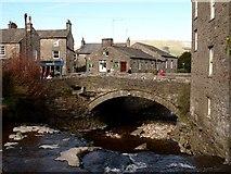 SD8789 : Bridge over Gayle Beck by Steve Houldsworth