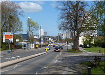 SP3278 : Warwick Road in Coventry by Mat Fascione