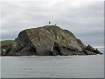 HU4007 : Sumburgh Head Lighthouse by Julian Paren