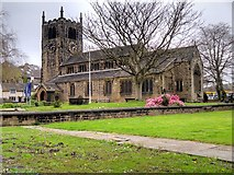 SE1039 : All Saints' Parish Church, Bingley by David Dixon