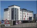 TQ7769 : Gillingham Premier Inn by David Anstiss