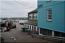 SW8132 : The Front public house off Arwenack Street, Falmouth by Ian S