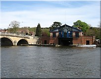 SU7682 : River Thames at Henley by David Purchase