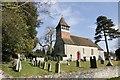 SU5132 : St Swithun Martyr Worthy by Bill Nicholls
