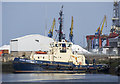 J3475 : The 'Svitzer Sussex' at Belfast by Rossographer