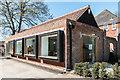 TQ3398 : Farm Shop, Forty Hall, Enfield by Christine Matthews