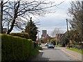 TF7602 : The Street Gooderstone by Bikeboy