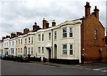 SP3265 : East side of Newbold Street, Royal Leamington Spa by Jaggery