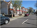 TQ1502 : Ash Grove, BN11 1PD by Peter Holmes
