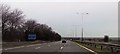 SD5305 : M6 passing Orrell by John Firth