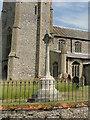 TF7221 : Grimston War Memorial by Adrian S Pye