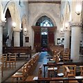 SP7702 : Bledlow - Holy Trinity - Nave by Rob Farrow
