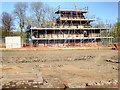 SD7907 : Radcliffe Tower Conservation and Archaeological Dig - April 2015 by David Dixon