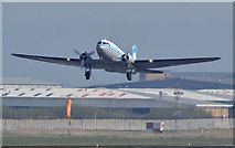 J3776 : PH-PBA, George Best Belfast City Airport - April 2015(4) by Albert Bridge
