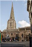 SO5040 : All Saints' church, Hereford by Julian P Guffogg