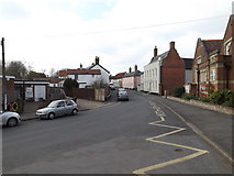 TM1473 : Church Street, Eye by Adrian Cable