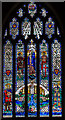 SO5140 : Stained glass window, All Saints' church, Hereford by Julian P Guffogg