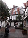 SO8455 : The Hopmarket, Worcester by Eirian Evans