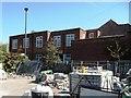 TQ1775 : Army Cadet Force building, off Park Lane, Richmond [2] by Christine Johnstone
