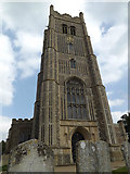 TM1473 : St.Peter & St.Paul Church Tower by Adrian Cable