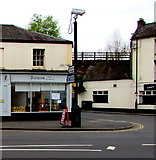 SP3265 : High Street CCTV camera in Royal Leamington Spa by Jaggery