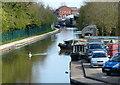 SP2865 : The Nelson Lane Boatyard by Mat Fascione
