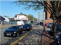 SK5838 : Radcliffe Road, West Bridgford by Stephen McKay