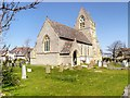 SH9779 : Towyn, St Mary's Church (Eglwys y Santes fair) by David Dixon