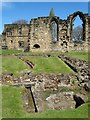 SE3706 : Monk Bretton Priory - The Kitchen by Neil Theasby