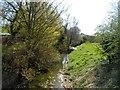 TF0617 : East Glen River , Toft by Bikeboy