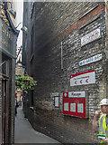 TQ3081 : Gate Street, London WC1 by Christine Matthews