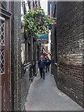 TQ3081 : The Ship Tavern, Gate Street, London WC1 by Christine Matthews