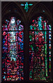 SO5139 : Traherne window 2, Hereford Cathedral by Julian P Guffogg