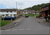SO5212 : Tudor Road, Wyesham by Jaggery